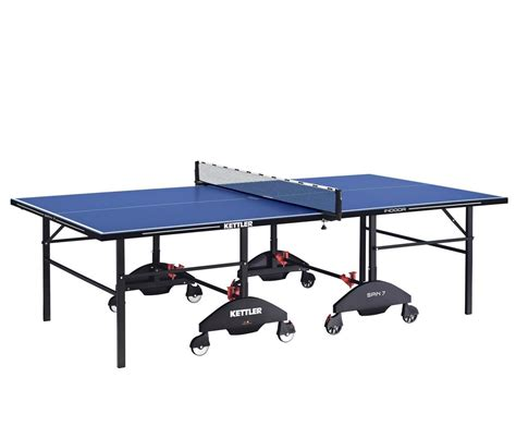 tavoli da ping pong prezzi kettler tavolo ping pong spin 7 interno