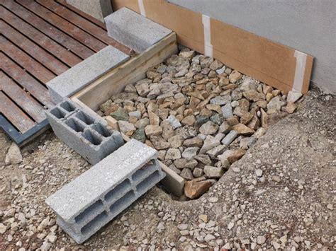 Comment Faire Un Escalier En Beton 4740 by Sacr 233 Chantier Comment Faire Un Escalier En B 233 Ton