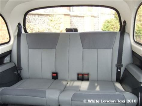 Taxi Interior by White Taxi Wedding Cars Crawley The Signal Box 43