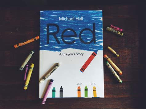 crayon picture book book giveaway a crayon s story