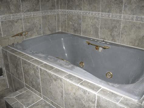 custom tile bathtub bathtub tile tub surround master bathroom renovation and