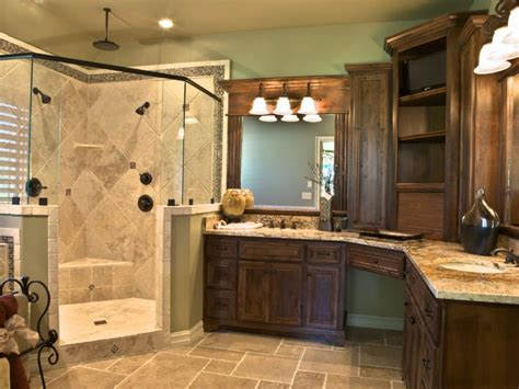 Decorating Ideas For Master Bathrooms by Master Bathroom Ideas Photo Gallery