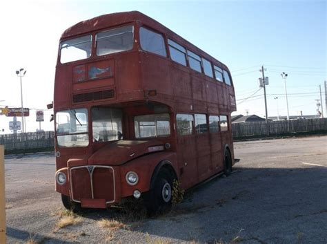 double decker bus for sale british double decker bus for sale image 1 of a 1964