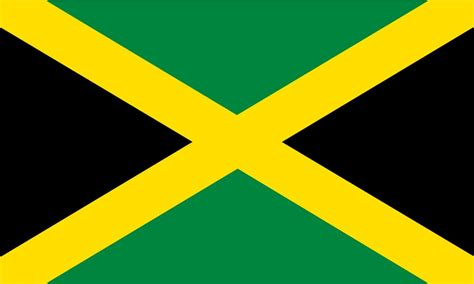 jamaica colors jamaica flag beautiful scenery photography