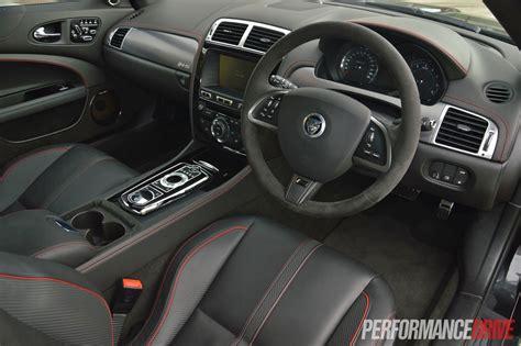 jaguar upholstery 2013 jaguar xkr s review video performancedrive