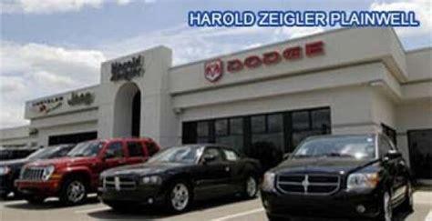 Harold Zeigler Chrysler Dodge Jeep Plainwell Harold Zeigler Chrysler Dodge Jeep Mi Plainwell Mi