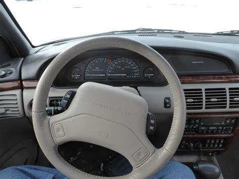 buy car manuals 1994 chrysler lhs interior lighting 1994 chrysler lhs red sedan 4 door 3 5l low mileage original classic chrysler lhs 1994 for sale