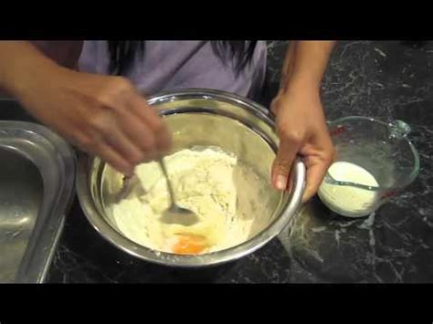 cara membuat pancake tuna how to make pancake in less than 5 minutes cara membuat