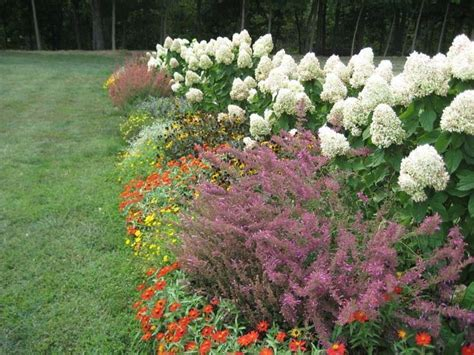Perennial Flower Garden Design Perennial Garden Plan Flower Garden Designs And Layouts