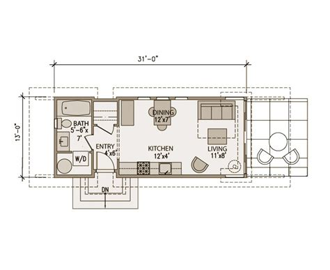 Home Floor Plan Designer Stillwater Dwellings Mini One Floor Plan Modernprefabs
