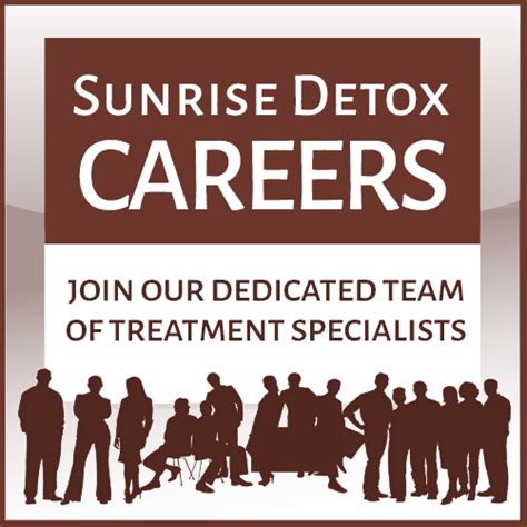 Detox In Toms River by Career Opportunities At Detox Detox