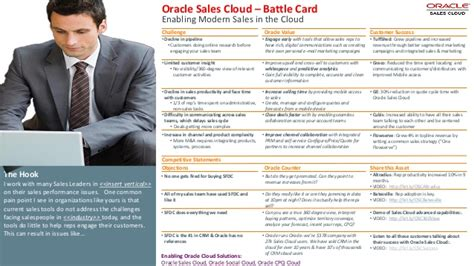 sales battle card template sales cloud battle card