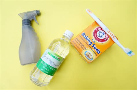 Cleaning Grout With Vinegar Does Cleaning Grout With Baking Soda And Vinegar Really Work