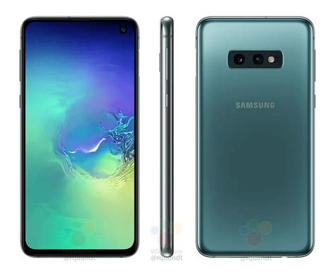 samsung galaxy se appears  leaked press renders phonedog