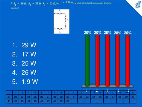 heat generated by resistor ppt at what rate is thermal energy generated in the image resistor applet powerpoint
