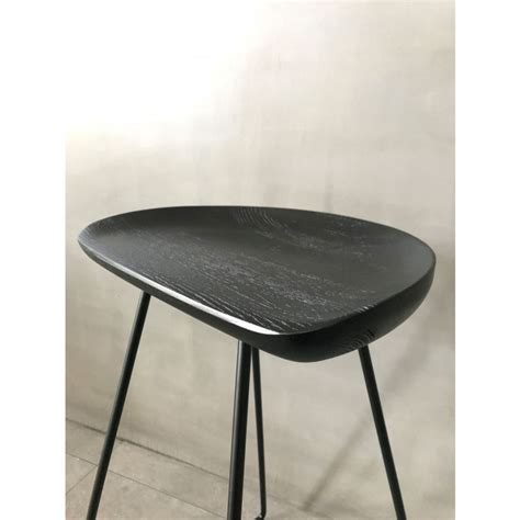 Tabouret Metal Bois by Tabouret Bois M 233 Tal Winton By Drawer