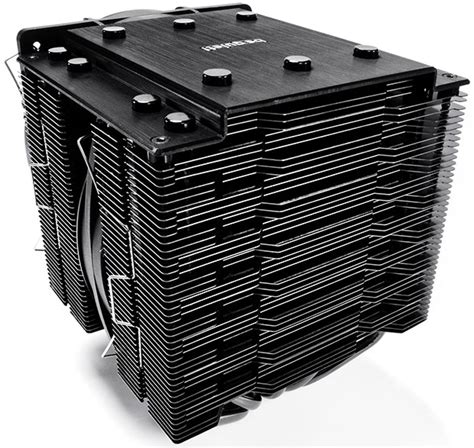 Cpu Cooler Be Rock And Effective Cooling be s rock pro 3 cpu cooler is beautifully sinister the tech report
