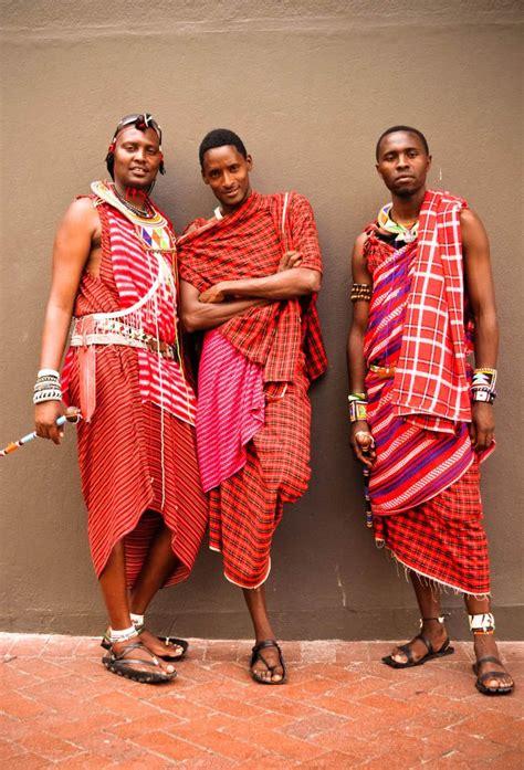 kenyan mem hairstlye traditional kenyan masai outfits cultural couture