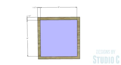 installing casters on cabinet diy furniture plans to build a mod storage table on casters