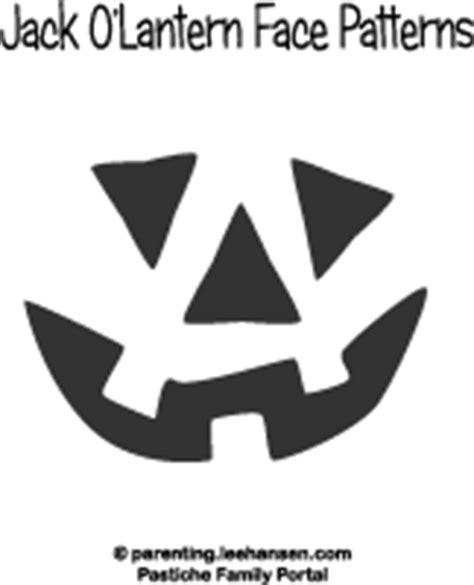 classic jack o lantern stencils free printable pumpkin stencil classic jack o lantern