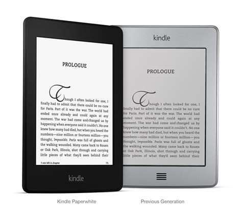 amazon kindle paperwhite meet the new kindle family kindle fire hd and kindle