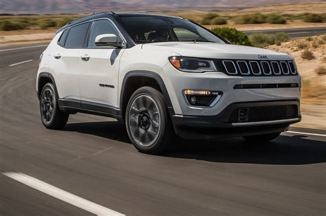 jeep compass sport 2018 jeep compass 2018 motor trend suv of the year contender