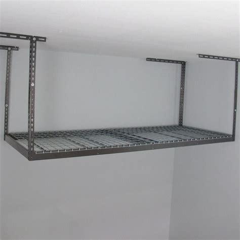 Garage Storage Overhead Racks by 17 Best Ideas About Overhead Garage Storage On