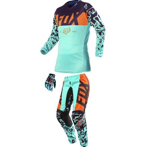 womens motocross riding gear fox racing 2016 women s 180 combo motosport