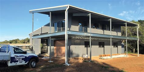 Tiny House Company shed homes southern cross sheds sunshine coast gympie