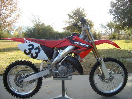 2 stroke honda dirt bikes honda 125 dirt bike 2 stroke