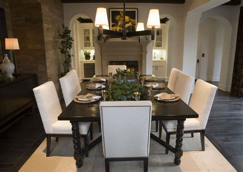 dining table in front of fireplace 126 custom luxury dining room interior designs