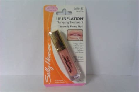 compare price to sally hansen buy sally hansen lip inflation plumping treatment sheer