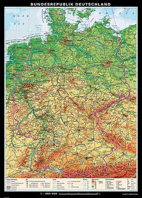 gebirgskarte deutschland deutschlandkarte oder deutschland karte oder deutschland