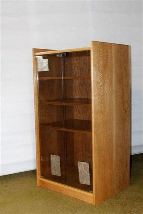 custom  stereo cabinet  lejadesigns custommadecom