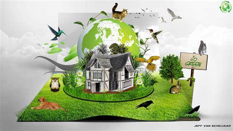 Go Green Wallpaper by ? jeffery10 ? ? Drawing Inspiration