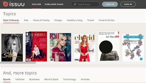 best site to read top 10 websites to read magazines for free