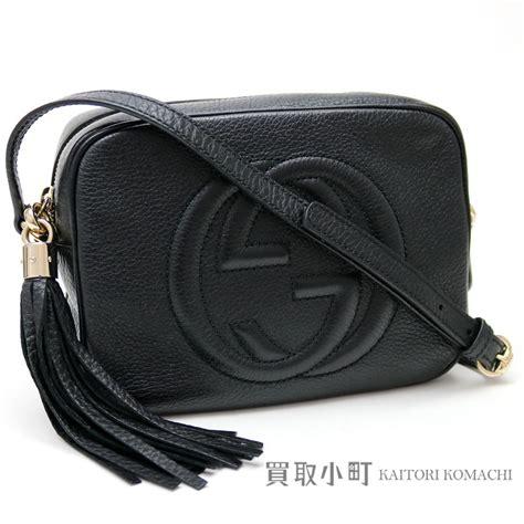 Gucci Soho Disco Black High Quality Ori Leather kaitorikomachi rakuten global market gucci soho black