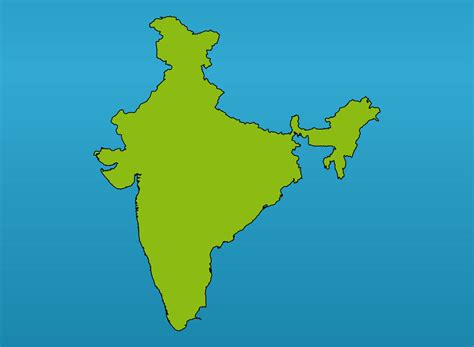 india map vector india map vector free