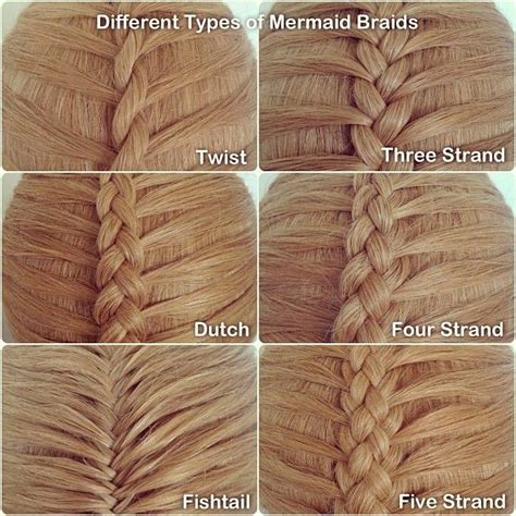 Different Types Of Braids With Pictures Google Search | kinds of braids hairstyles google search hair design