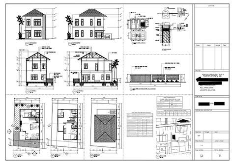 Syarat Membuat Imb Di Palembang | membangun rumah tahap 9 gambar kerja ded arsitag