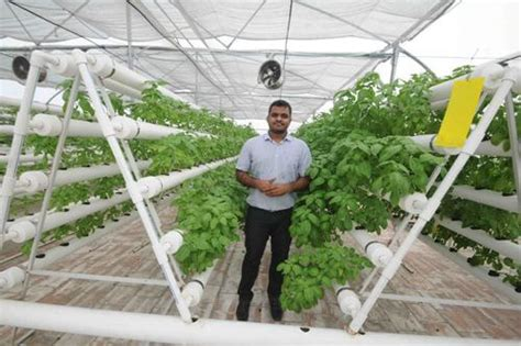 Mba In Weekend In Chennai by Story Of Sriram Gopal Ceo And Founder Of Future Farms A