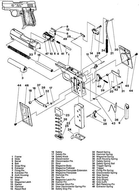 glock exploded diagram diagram glock 19 exploded diagram