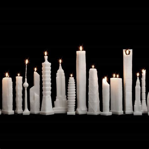 candele design 15 cool and creative candles designs design swan