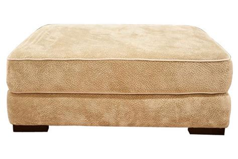 microfiber ottoman cooper microfiber ottoman cooper collection in living