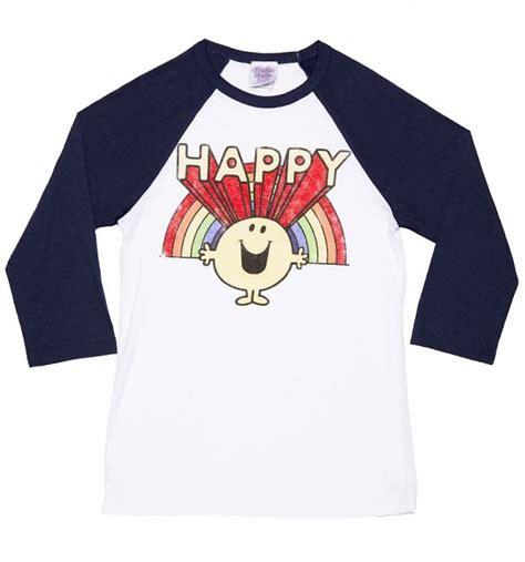 Raglan Happy New Year 10 Ordinal Apparel retro mr happy raglan baseball t shirt