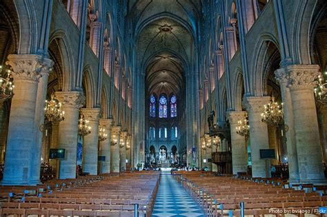 Notre Dame Cathedral Interior by Interesting Facts About Notre Dame Cathedral Just Facts