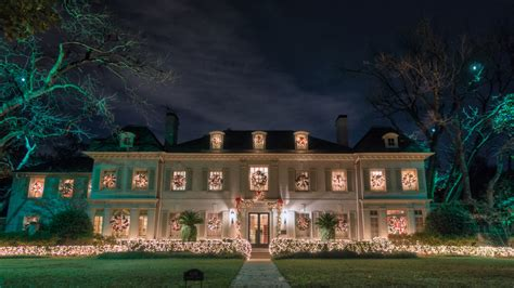 highland park christmas lights the ultimate and best christmas light displays in dfw for