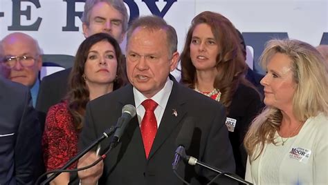 roy moore news conference roy moore opens press conference with an important story