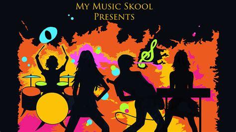 my musical rock n splash swim my skool my skool
