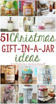 craftaholics anonymous 174 51 christmas gift in a jar ideas